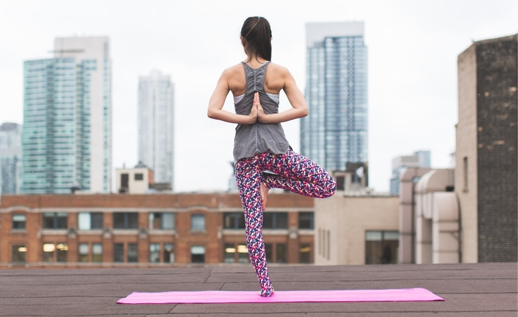 5 minute morning yoga routine